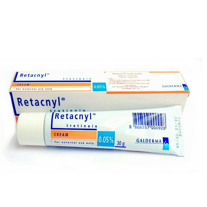 Retacnyl Tretinoin Cream 0.05%