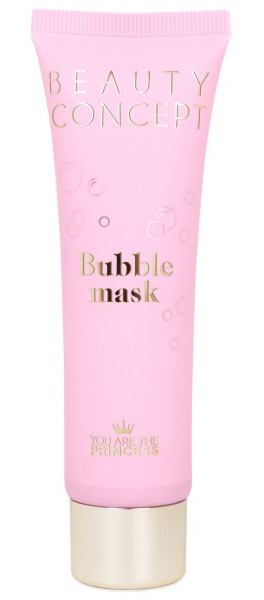 You are the princess Bubble Mask