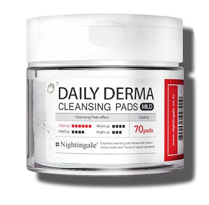 Nightingale Daily Derma Cleansing Pads