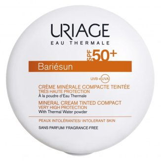 Uriage Barieresun Spf50+ Mineral cream tinted compact