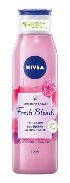 Nivea Fresh Blends Shower Gel
