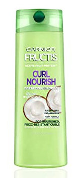 Garnier Fructis Curl Nourish Sulfate-Free And Silicone-Free Shampoo