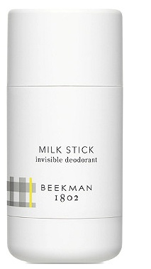 Beekman 1802 Milk Stick All-Day Odor Protection Invisible Deodorant