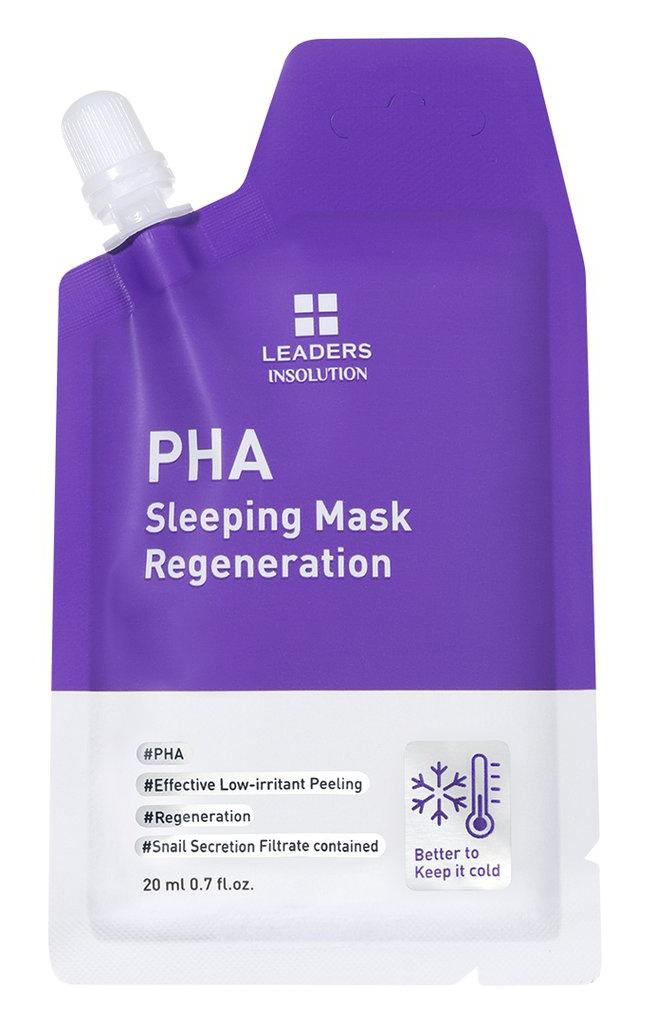 Leaders Insolution PHA Sleeping Mask Regeneration