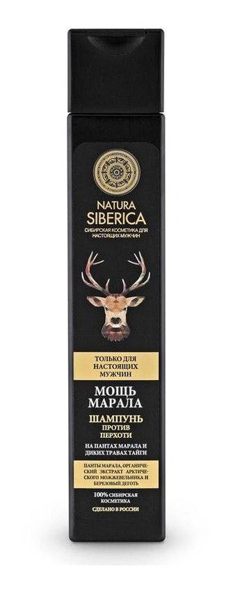 Natura Siberica Anti-Dandruff Shampoo Siberian Stag Power