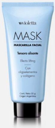 Violetta Mascarilla Facial Limpieza Profunda Peel Off Mask
