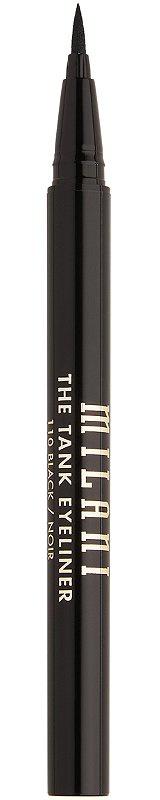 Milani The Tank Liquid Liner - Black Waterproof