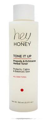 Hey Honey Propolis & Echinacea Herbal Toner  Tone It Up