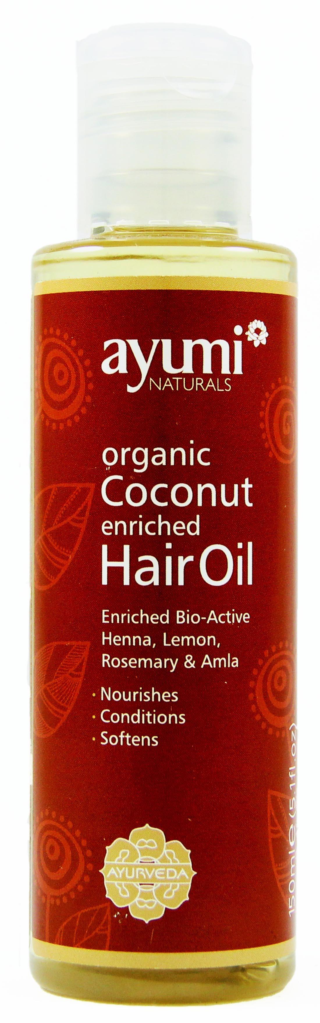 Ayumi Coconut Hair Oil
