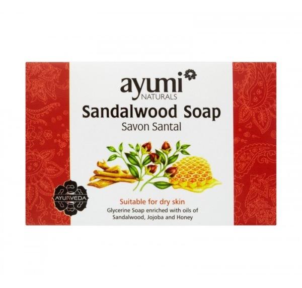 Ayumi Sandalwood & Jojoba Soap