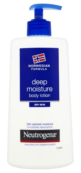 Neutrogena Deep Moisture Body Lotion