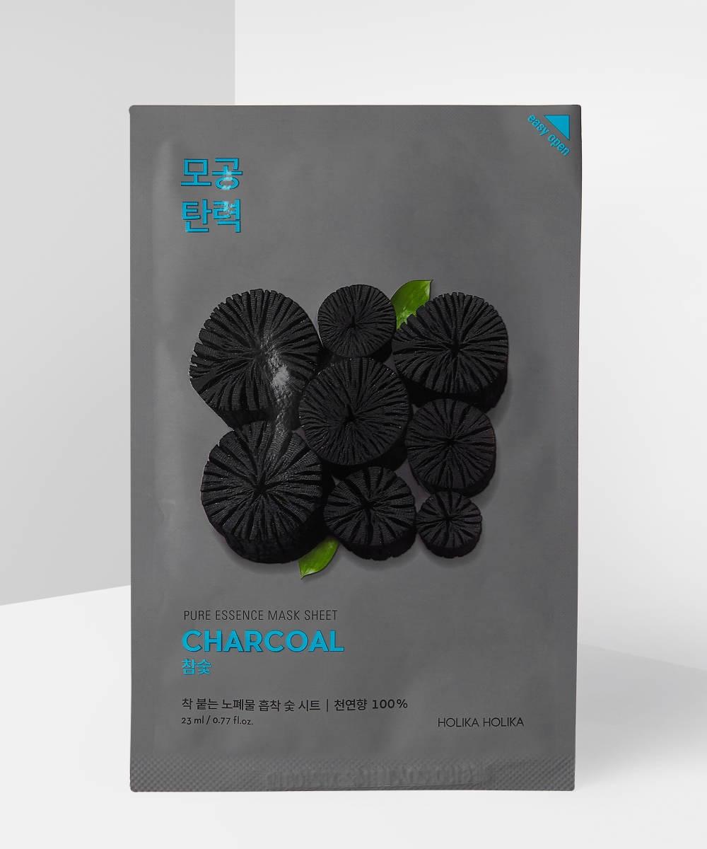 Holika Holika Pure Essence Mask Sheet Charcoal