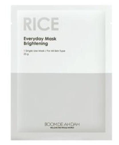 BOOM DE AH DAH - Everyday Mask Rice