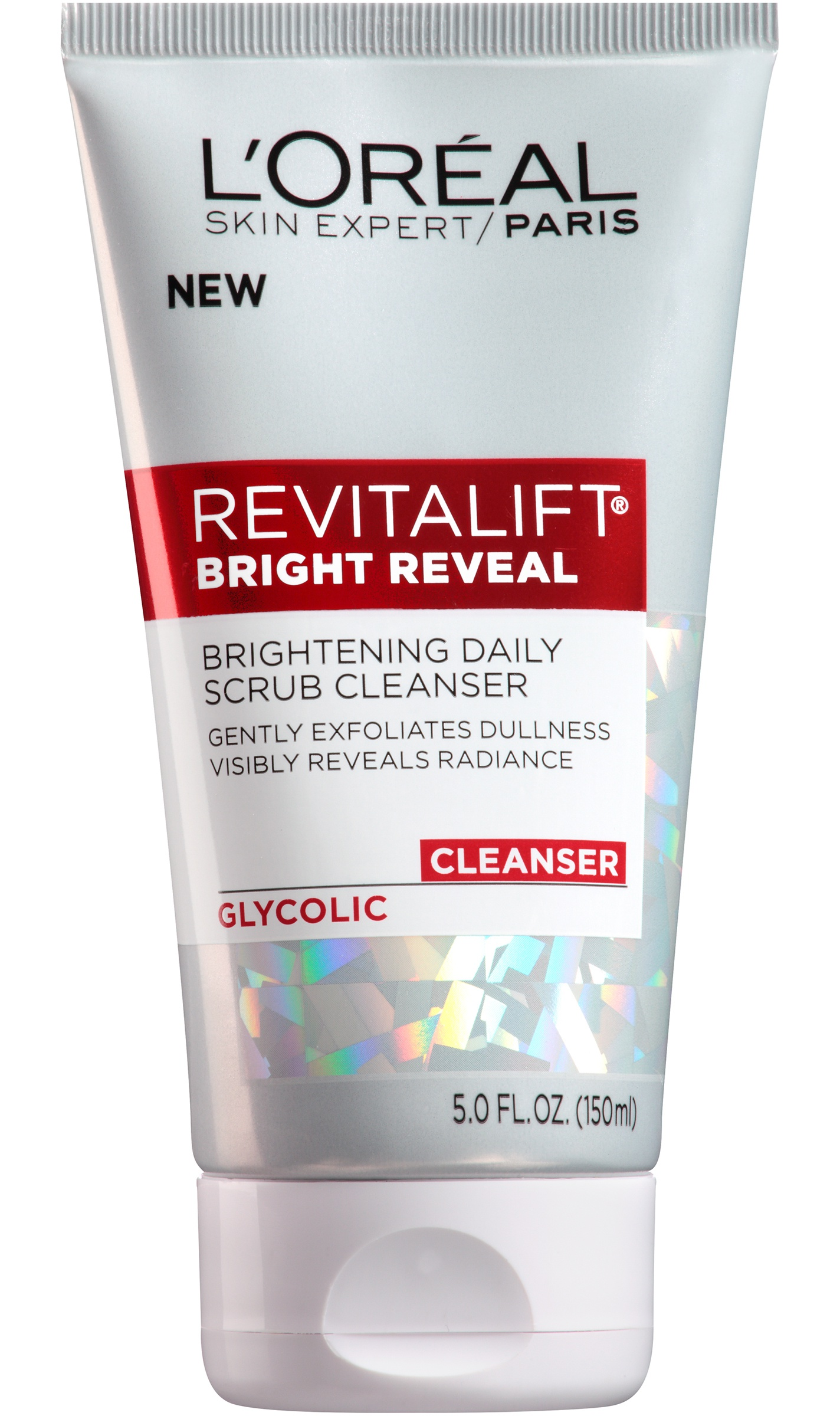 L'Oreal Brightening Daily Scrub Facial Cleanser