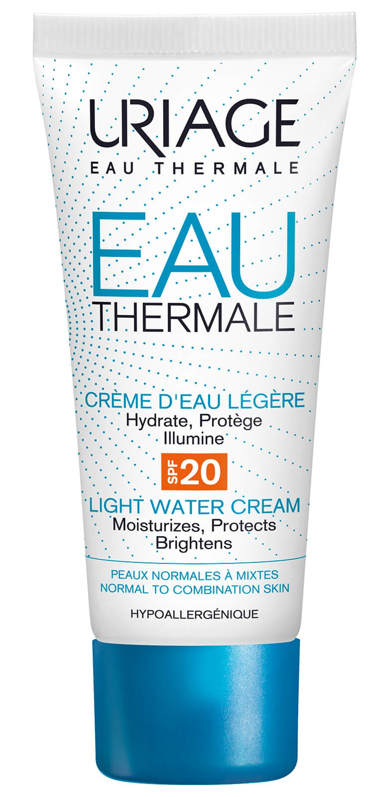 Uriage Eau Thermale Light Water Cream Spf20