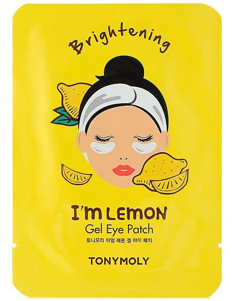 TonyMoly I'M Lemon Gel Eye Mask