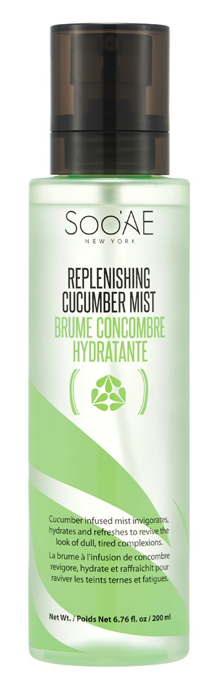 Soo'Ae Replenishing Cucumber Mist