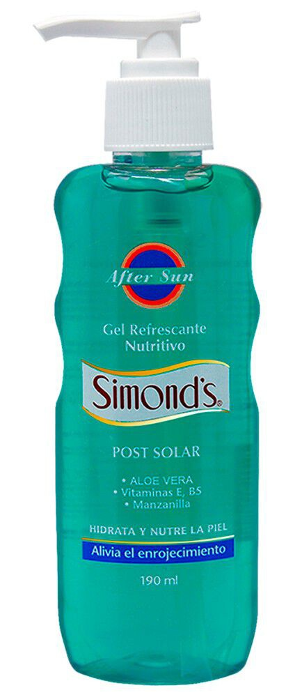 Simond's After Sun Gel