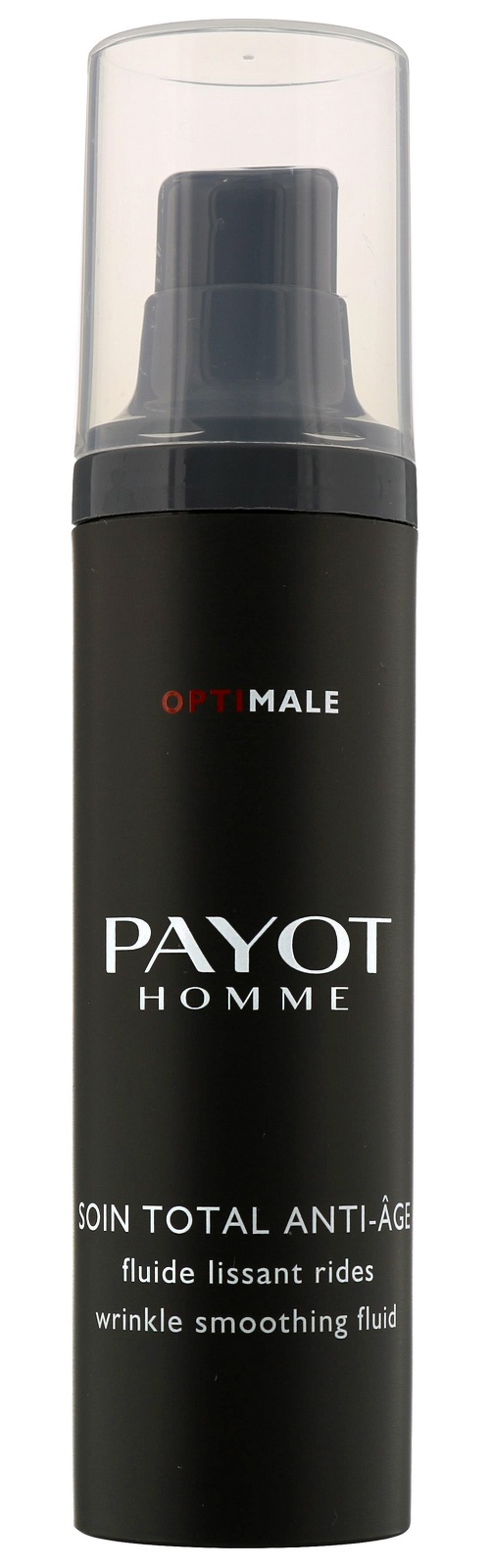 Payot paris Soin Total Anti-âge fluid ingredients (Explained)