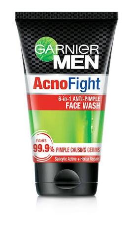 Garnier Men Acno Fight 6 In 1 Anti Acne Foam