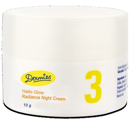 Dermies Hello Glow Radiance Night Cream