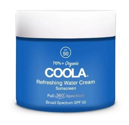 Coola Full Spectrum 360º Refreshing Water Cream Organic Face Sunscreen SPF 50