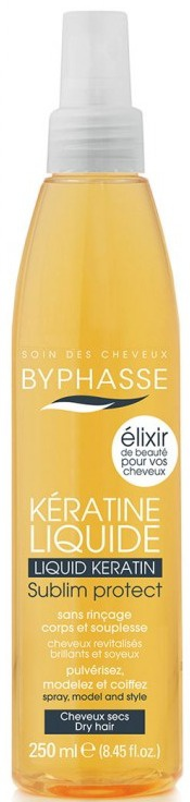 Byphasse Liquid Keratin Sublim Protect Dry Hair