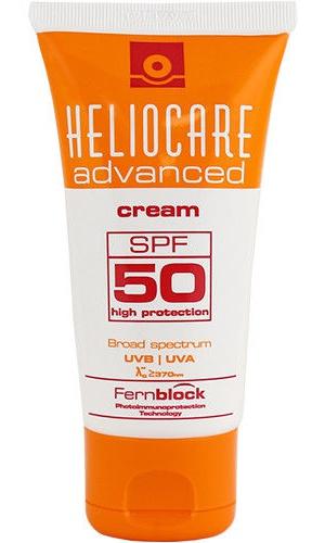 Heliocare Advanced Cream Spf 50