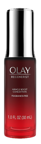 Olay Regenerist Miracle Boost Concentrate Face Booster Fragrance-Free