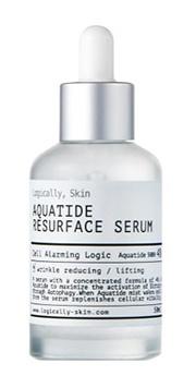 Logically, skin Aquatide Resurface Serum