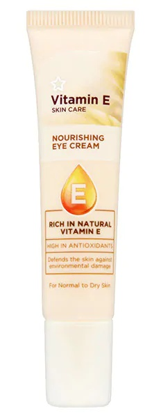 Superdrug Vitamin E Eye Cream