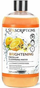 Spascriptions Brightening Micellar Cleansing Water