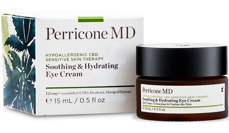 Perricone MD Hypoallergenic Cbd Sensitive Skin Therapy Soothing & Hydrating Eye Cream