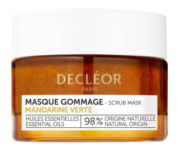 DECLÉOR Green Mandarin Scrub Mask