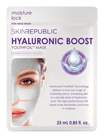 Skin Republic Hyaluronic Boost Sheet Mask
