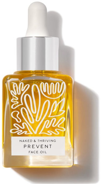 Naked and Thriving Prevent   Face Oil