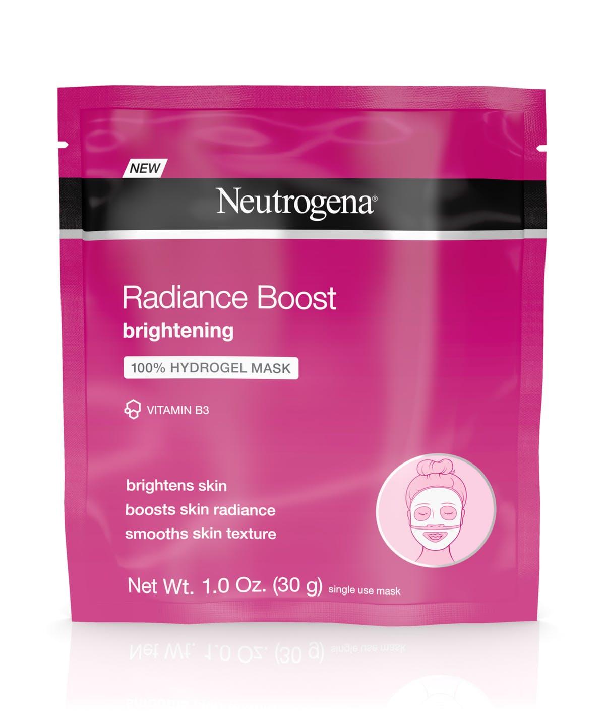 Neutrogena Radiance´Boost Hydrogel Face Mask