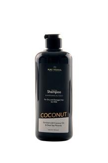 Pure Mineral Dead Sea Cosmetics Shampoo With Coconut Oil