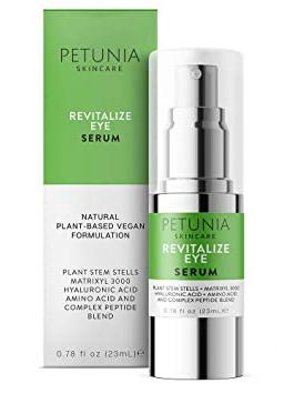 Petunia Skincare Revitalize Eye Serum