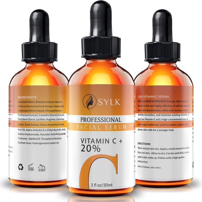 Sylk Professional Facial Serum Vitamin C+ 20%