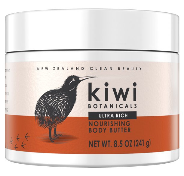 Kiwi Botanicals Nourishing Body Butter With Manuka Honey & Shea Butter