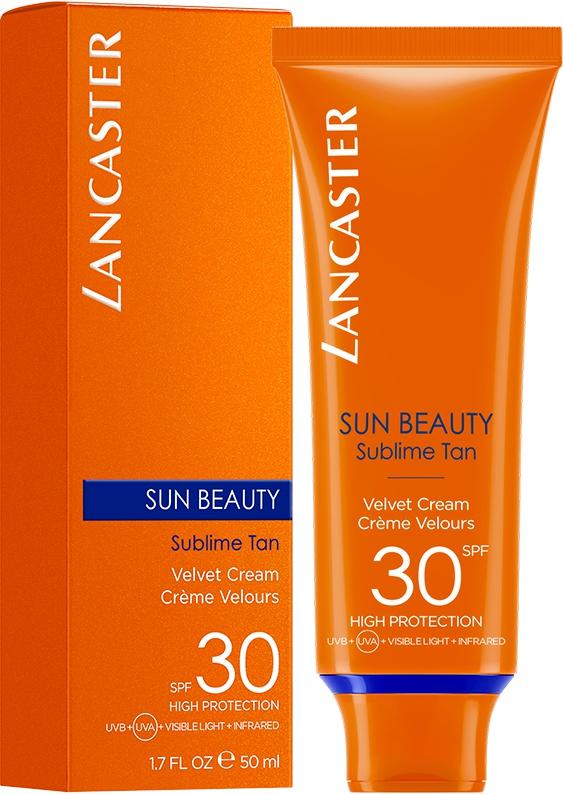 Lancaster Sun Beauty Velvet Cream Spf30