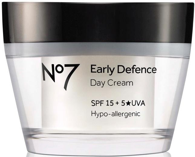 Boots No7 No7 Early Defense Day Cream SPF 15