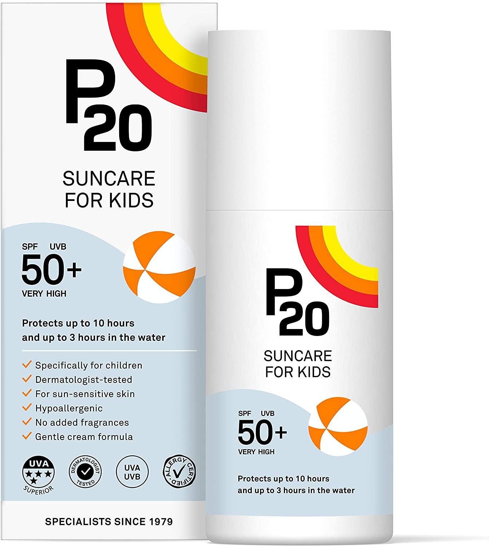 Riemann P20 Suncare For Kids SPF 50+