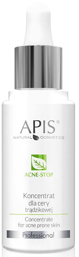 APIS Acne-Stop Koncentrat Dla Cery Trądzikowej