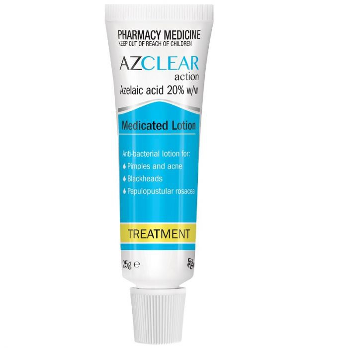 Azclear Medicated Lotion