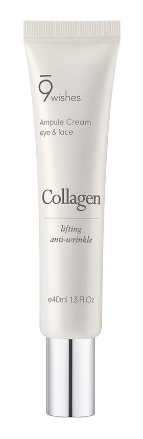 9wishes Collagen Ampule Eye&Face Cream