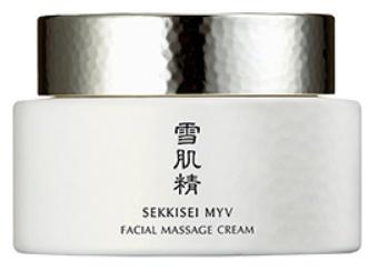 SEKKISEI MYV Facial Massage Cream