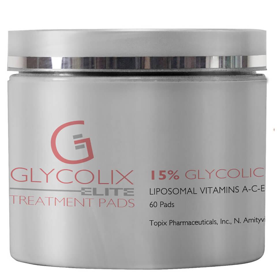 Topix Glycolix Elite Treatment Pads 15%