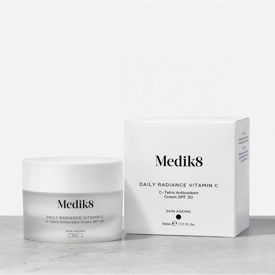 Medik8 Daily Radiance Vitamin C Spf 30